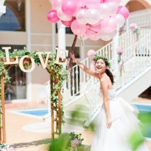 【有名人プロデュースのWドレス!】憧れのドレスで花嫁体験☆