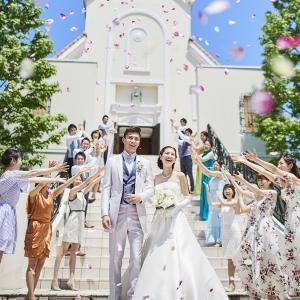 【広大な森を貸切★】憧れのチャペル挙式で叶える愛され花嫁体験