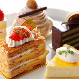 【土曜日限定】ホテルパティシエのケーキ付き♪