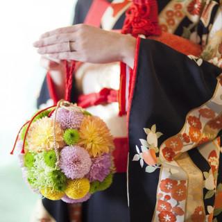 札幌中心部で和婚×本格料理のおもてなし結婚式