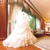 【プライズルーム】<世界で一番幸福な花嫁に>そんな願いを込められエレガントな調度品、ロマンチックなムードがあふれるまさに「花嫁様のお部屋」