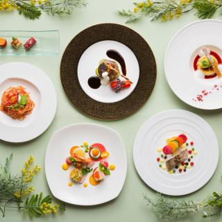 【1組個室対応】平日限定クイック相談&コース料理試食付フェア