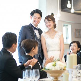 【見積相談】不安解消!予算内で安心の結婚式×試食付き相談会