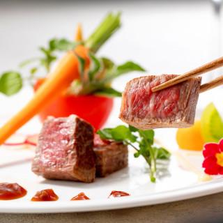 お箸で食べる!豪華5品・総額2万円相当◇絶品和ふらんすコース試食へ無料ご招待