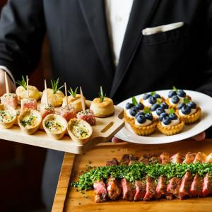 \お料理重視ならコレ!/【シェフ&パティシエ】の豪華試食フェア