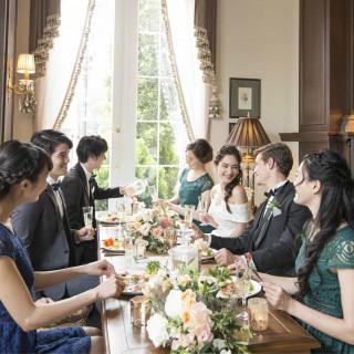 お料理とアットホーム演出で叶える家族婚フェア!平日限定スイーツ試食付♪