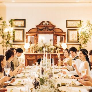 【少人数婚なら】挙式×写真×会食のシンプルプラン相談会