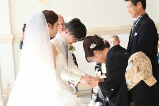 挙式~家族の絆式~|アートグレイス・ポートサイドヴィラの写真(589699)