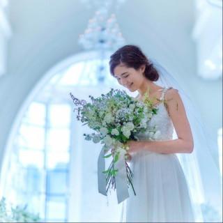 ≪プレ花嫁に大人気≫ドレス試着&階段入場体験♪贅沢コース試食