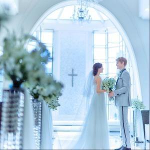初めても安心♪独立型チャペル憧れ花嫁体験&ドレス展示&試食