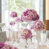 色、形、飾り方…会場を彩る装花は専属スタッフと一緒に決めていきましょう!