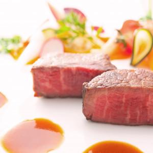 【彼とシェア◎料理重視】黒毛和牛×のど黒 絶品9品試食フェア