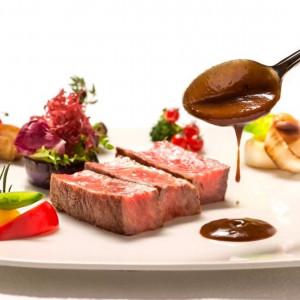 \全満席/24日同フェア開催【和牛×のど黒試食】料理で選ばれる秘訣体験