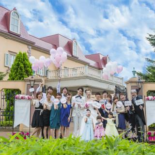 【ガーデン付き貸切邸宅にて♪】♯プレ花嫁の憧れ叶える相談会
