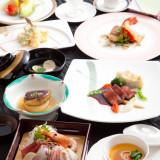 会場に合う和テイストの料理を