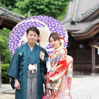 【フォトウエディング】写真をしっかり残したい!和装の花嫁様におすすめ♪