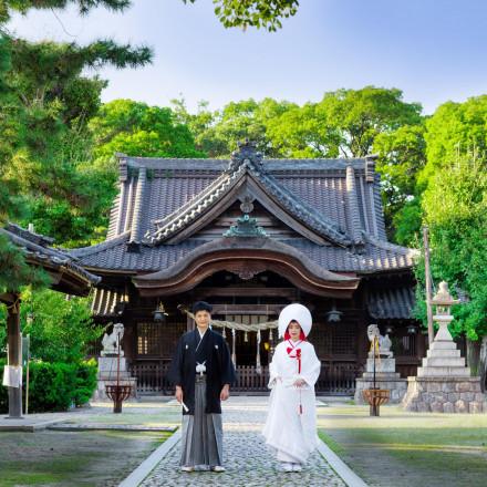 八幡の森 迎賓館(尾張八幡神社)
