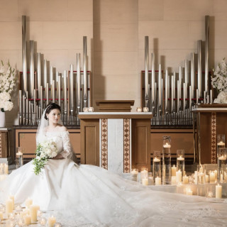 【大人花嫁を魅了する】ドレス試着×無料ホテルビュッフェ付♪