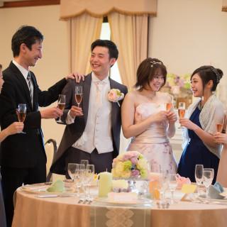【10~50名の結婚式】家族婚&少人数パーティー相談フェア