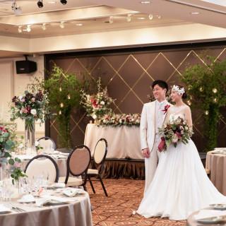 QUOカード3000円付き【おふたりらしさ×正統派】Wedding相談