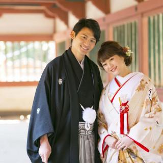 本格神社和婚式!<道後×和モダン>伊佐爾波神社見学ツアー