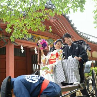 【和婚式必見!】大人気!伊佐爾波神社見学ツアー