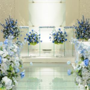 お二人が永遠の愛を誓う大切なセレモニーをここにしかない特別な空間で ホテルグランドプラザ浦島の写真(4396672)