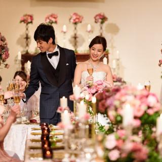 先輩カップルイチオシ!【結婚式とびっきり体験フェア】