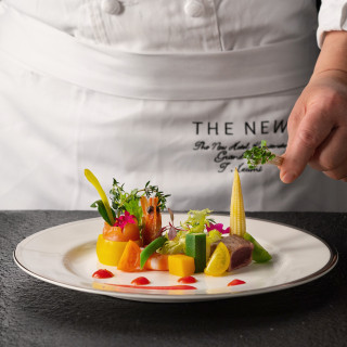 平日限定【お料理でおもてなし】銀賞シェフの美食体験フェア