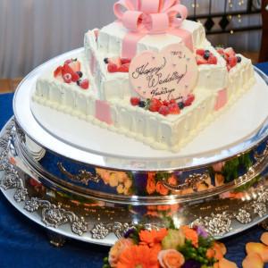 【パティシエ特製ケーキを堪能】相談会の後はケーキをお楽しみください