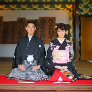 東海道と中山道の交じりあう出会いの街で新しいセレモニー!『草津宿本陣婚』は年間4組限定の特別なウエディング。|クサツエストピアホテルの写真(966719)