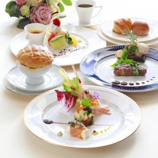 和・洋の贅沢コース料理をセレクト!