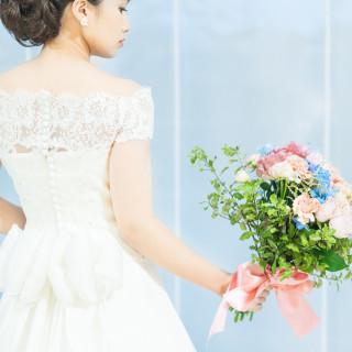 結婚式当日【ドレス2点】でゲストとゆっくりした時間を過ごしたい方向け