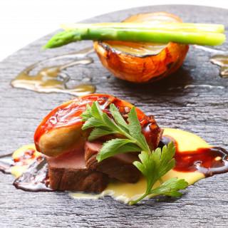 #1【料理重視の方に!】季節のコース試食付☆緑溢れる会場体験【第一部】