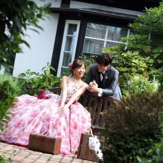 《満席のためお問合せはTEL》新作ドレスで叶う花嫁体験フェア★