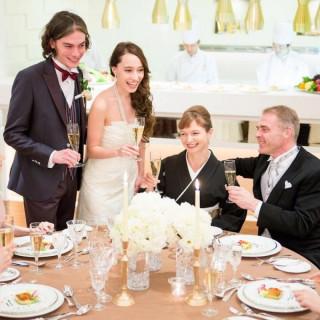 【アットホームな家族婚ならコチラ】料理も予算もまとめて相談会