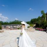 """ガーデン""""虹の広場"""" 四季それぞれに美しい蓼科の自然が幸せなおふたりを優しく包み込む"""
