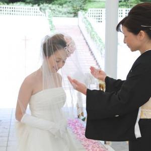 最愛の母からの<ベールダウン> 「お母さん、今までありがとう・・・」 Royal Garden Palace 八王子日本閣の写真(257776)