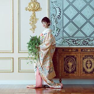 【和婚体験No.1】「御殿山神殿」神前式×白無垢&色打掛試着&試食会!