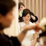 メイクアップアーティストが、花嫁の魅力を最大限に引き出します!