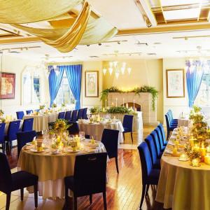 ゲストと一緒に『料理』と『会話』を愉しむ、大人スタイルのレストランウエディング|赤坂ル・アンジェ教会の写真(5423940)