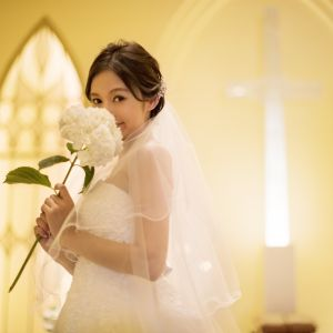 「ありがとう」今日だからこそ伝えられる素直な気持ち。|赤坂ル・アンジェ教会の写真(1980279)