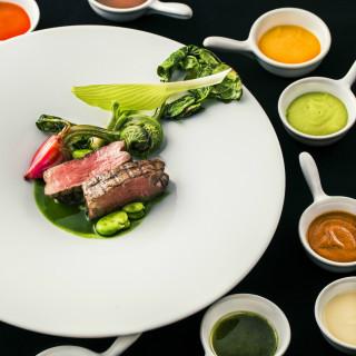 【旬の野菜のコース試食】五感で味わう☆フレンチ美食会