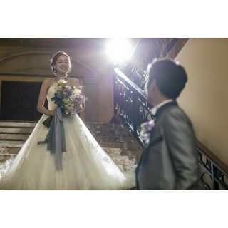 【プレ花嫁に大人気】憧れのドレス試着×感動の教会挙式体験