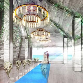 【結婚式応援キャンペーン】海の見える新チャペルOPEN記念!期間限定の最大お得プランが登場