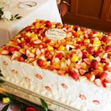 季節のフルーツを使ったこだわりの生ケーキ