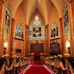 【名駅直近×本格大聖堂】聖グロリアス教会模擬挙式体験フェア