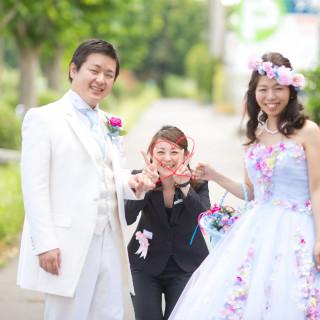 【結婚式まるわかり!】アンジェブリッサんぽ♪
