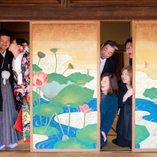 【海外ウエディングの方必見】土日限定☆家族で楽しむ和装フォトフェア