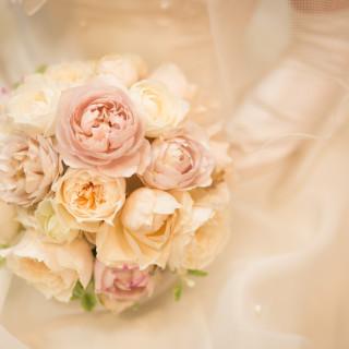 【今なら1件目来館がオトク】成約したお客様へ花嫁ブーケ(生花)特別プレゼント!